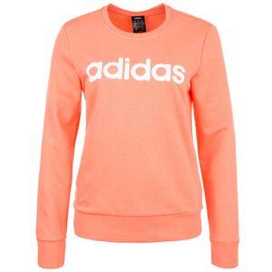 Essential Linear Sweatshirt Damen, korall / weiß, zoom bei OUTFITTER Online