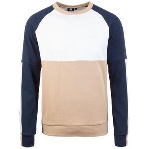 HMLOWEN Sweatshirt Herren, weiß / beige, zoom bei OUTFITTER Online
