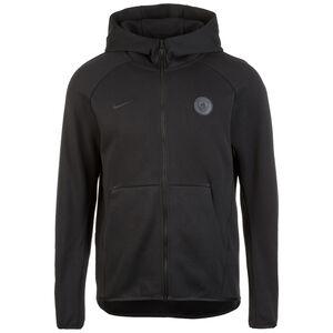 Manchester City FC Tech Fleece Kapuzenjacke Herren, schwarz, zoom bei OUTFITTER Online