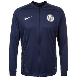 Manchester City Dry Squad Trainingsjacke Herren, dunkelblau, zoom bei OUTFITTER Online