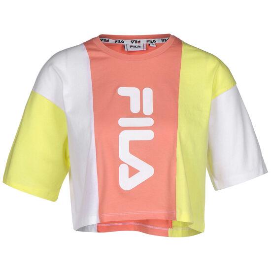 Bai T-Shirt Damen, gelb / korall, zoom bei OUTFITTER Online