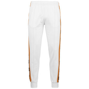Authentic La Ciovan Jogginghose Herren, weiß / orange, zoom bei OUTFITTER Online