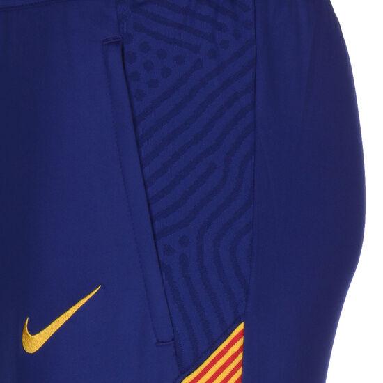 FC Barcelona Dry Strike Trainingshose Herren, dunkelblau / gelb, zoom bei OUTFITTER Online