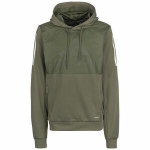 Aeroready Hoodie Herren, dunkelgrün / khaki, zoom bei OUTFITTER Online