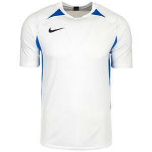 Dri-FIT Striker V Fußballtrikot Herren, weiß / blau, zoom bei OUTFITTER Online