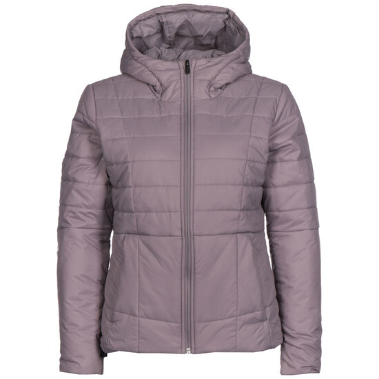 Insulated Hooded Jacke Damen, flieder, zoom bei OUTFITTER Online