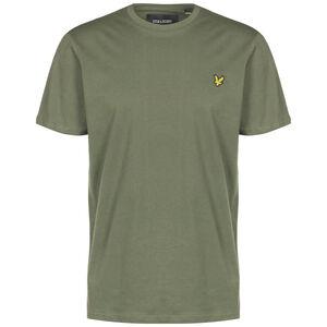 Plain T-Shirt Herren, grün, zoom bei OUTFITTER Online