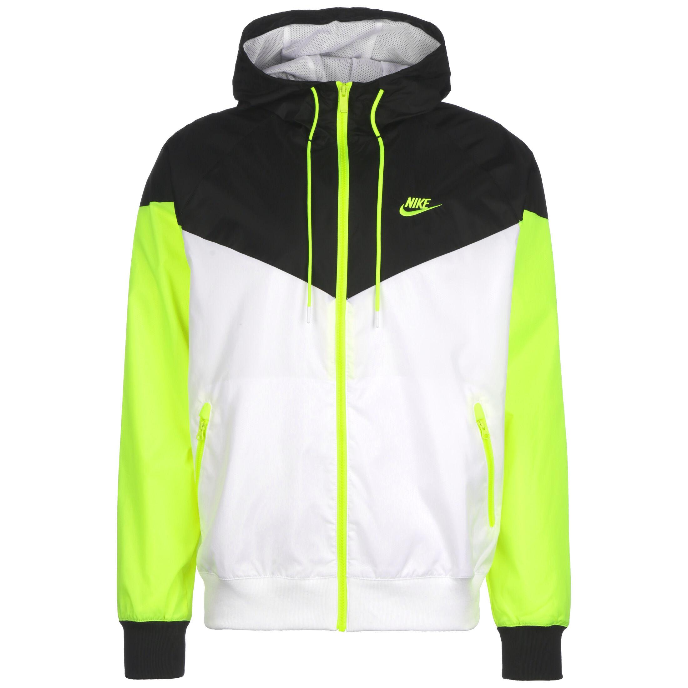 nike kapuzenjacke sportswear windrunner jacket