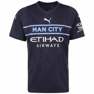 Manchester City Trikot 3rd 2021/2022 Herren, dunkelblau / weiß, zoom bei OUTFITTER Online