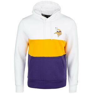 NFL Colour Block Minnesota Vikings Kapuzenpullover Herren, weiß, zoom bei OUTFITTER Online