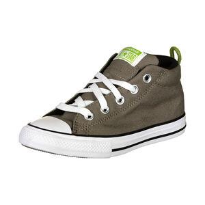 Chuck Taylor All Star Street Sneaker Kinder, grün / weiß, zoom bei OUTFITTER Online