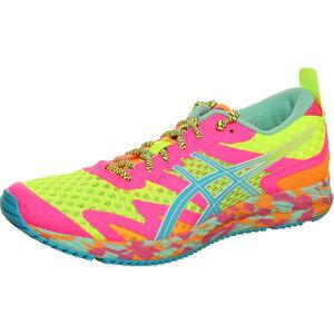 Gel-Noosa Tri 12 Laufschuh Damen, neongelb / pink, zoom bei OUTFITTER Online