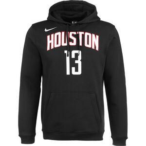 NBA Houston Rockets James Harden Kapuzenpullover Herren, schwarz / weiß, zoom bei OUTFITTER Online