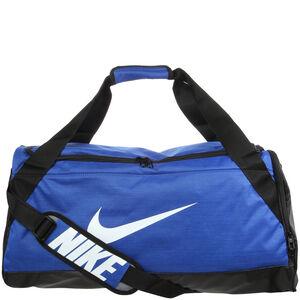 Brasilia Duffel Sporttasche Medium, blau / schwarz, zoom bei OUTFITTER Online