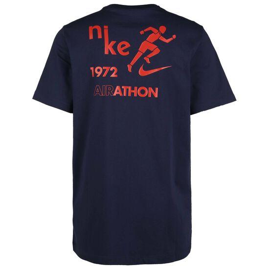 Sportswear Airathon T-Shirt Herren, dunkelblau, zoom bei OUTFITTER Online
