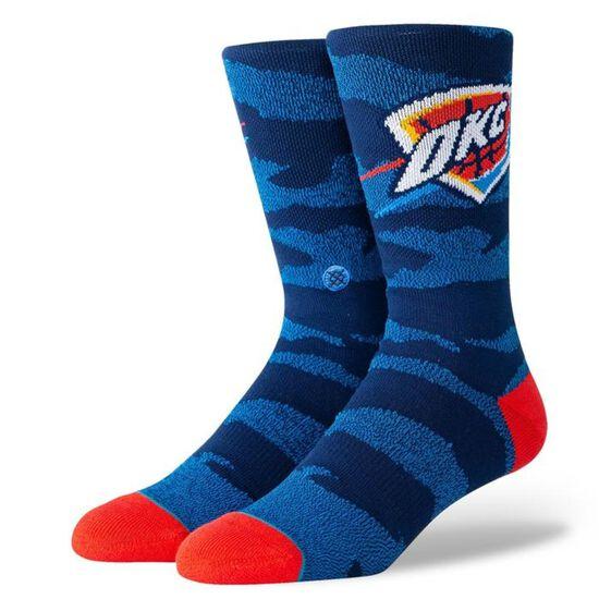 Oklahoma City Thunder Socken Herren, , zoom bei OUTFITTER Online