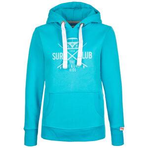 Surf Club Kapuzenpullover Damen, Blau, zoom bei OUTFITTER Online