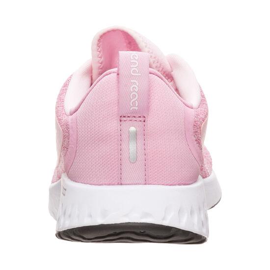 Legend React Sneaker Kinder, pink / weiß, zoom bei OUTFITTER Online