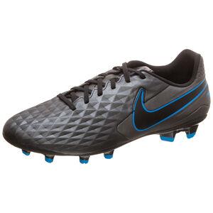 Tiempo Legend VIII Academy MG Fußballschuh Herren, schwarz / blau, zoom bei OUTFITTER Online