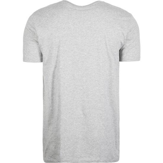 T-Shirt Herren, grau / schwarz, zoom bei OUTFITTER Online