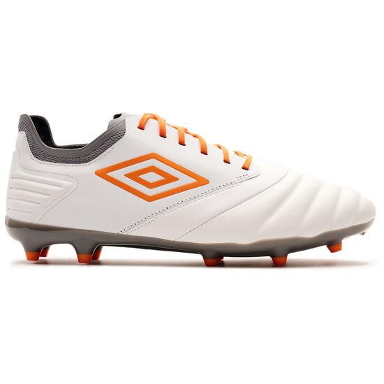 Tocco Premier FG Fußballschuh Herren, weiß / orange, zoom bei OUTFITTER Online