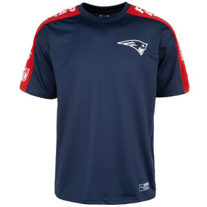 NFL New England Patriots Oversized Shoulder Print T-Shirt Herren, dunkelblau, zoom bei OUTFITTER Online
