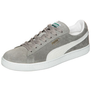 Suede Classic+ Sneaker, Grau, zoom bei OUTFITTER Online