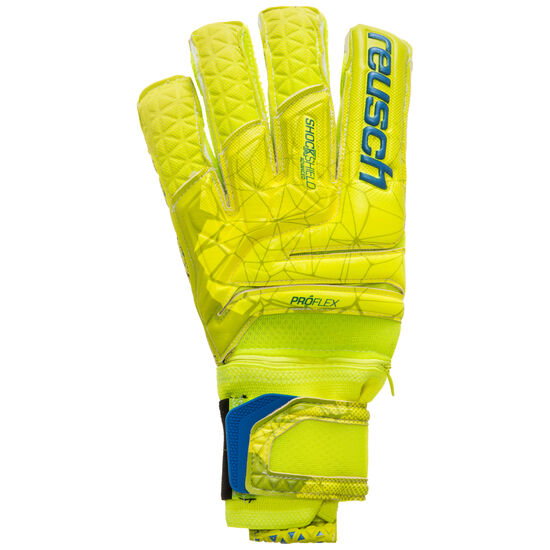Fit Control Supreme G3 Fusion Ortho-Tec Torwarthandschuh, neongelb / blau, zoom bei OUTFITTER Online