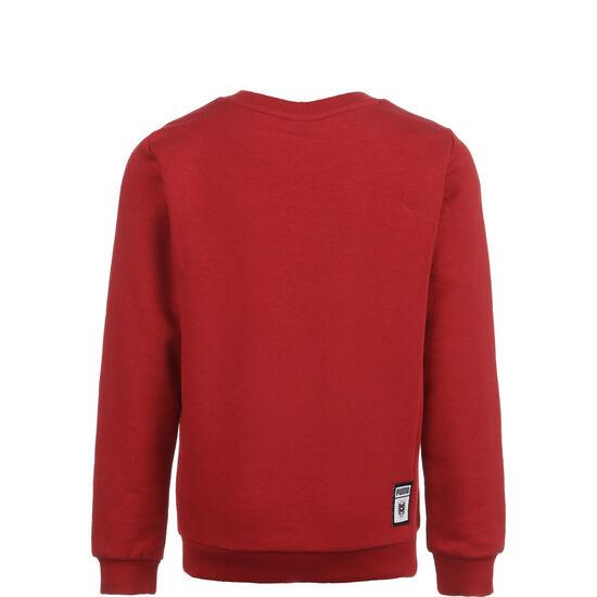 ÖFB Österreich Shoe Tag Sweatshirt EM 2020 Kinder, rot / weiß, zoom bei OUTFITTER Online