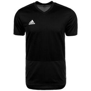 Condivo 18 Trainingsshirt Herren, schwarz / weiß, zoom bei OUTFITTER Online