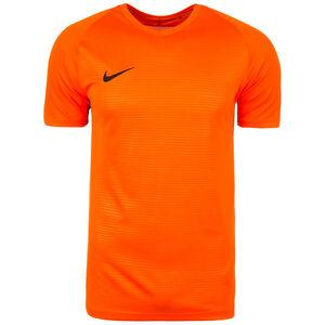 Dry Tiempo Premier Fußballtrikot Herren, orange / schwarz, zoom bei OUTFITTER Online