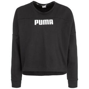 NU-TILITY Cropped Crew Sweatshirt Damen, schwarz, zoom bei OUTFITTER Online