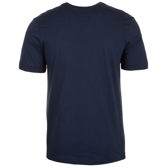 Icon Futura T-Shirt Herren, blau / weiß, zoom bei OUTFITTER Online