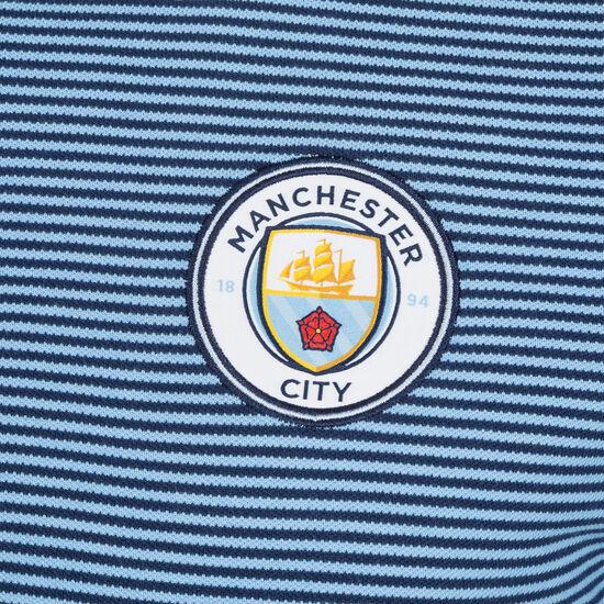 Manchester City Modern Authentic Poloshirt Herren, Blau, zoom bei OUTFITTER Online