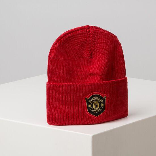 Manchester United Beanie, rot / schwarz, zoom bei OUTFITTER Online