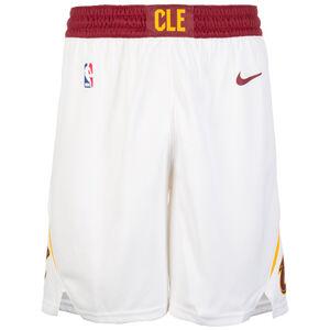 Cleveland Cavaliers Swingman Basketballshort Herren, Weiß, zoom bei OUTFITTER Online