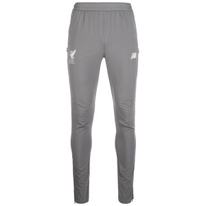 FC Liverpool Elite Trainingshose Herren, grau / weiß, zoom bei OUTFITTER Online