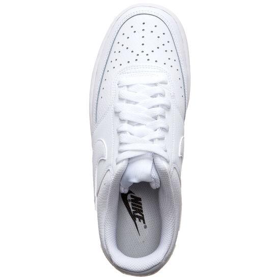Court Vision Low Sneaker Damen, weiß, zoom bei OUTFITTER Online