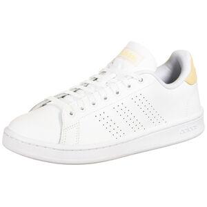 Advantage Sneaker Damen, weiß / ocker, zoom bei OUTFITTER Online