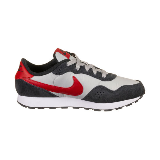 MD Valiant Sneaker Kinder, grau / rot, zoom bei OUTFITTER Online
