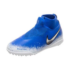 separation shoes a6d11 8609b Phantom Vision Academy DF TF Fußballschuh Kinder, blau   weiß, zoom bei  OUTFITTER Online. Neu. Nike Performance