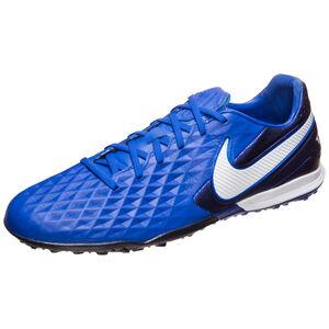 Tiempo Legend VIII Pro TF Fußballschuh Herren, blau / weiß, zoom bei OUTFITTER Online