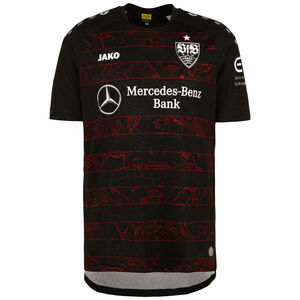 VfB Stuttgart Trikot Away 2020/2021 Herren, schwarz / rot, zoom bei OUTFITTER Online
