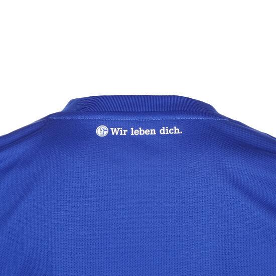 FC Schalke 04 Trikot Home 2019/2020 Kinder, blau / weiß, zoom bei OUTFITTER Online