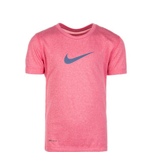 Legend Trainingsshirt Kinder, pink / dunkelblau, zoom bei OUTFITTER Online