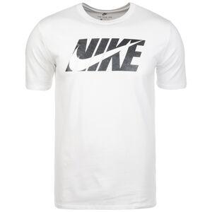 Swoosh Block T-Shirt Herren, Weiß, zoom bei OUTFITTER Online