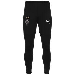 Borussia Mönchengladbach Trainingshose Herren, schwarz / weiß, zoom bei OUTFITTER Online