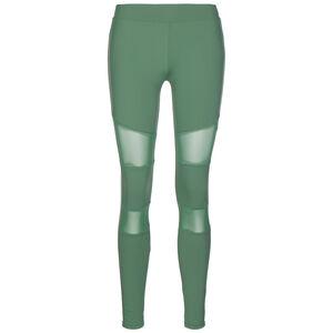 Tech Mesh Leggings Damen, grün, zoom bei OUTFITTER Online
