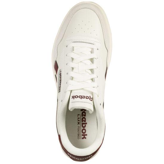 Royal Techque T Sneaker Herren, weiß / dunkelrot, zoom bei OUTFITTER Online
