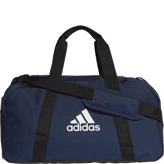 Tiro Duffel Small Fußballtasche, dunkelblau / schwarz, zoom bei OUTFITTER Online